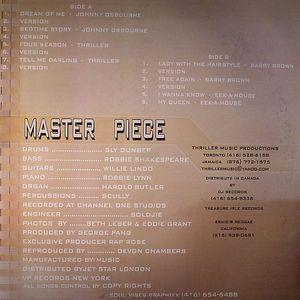 VARIOUS - Master Piece