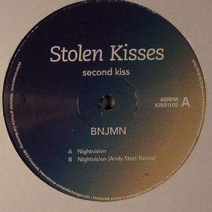 BNJMN - Second Kiss