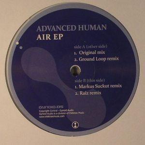 ADVANCED HUMAN - Air EP