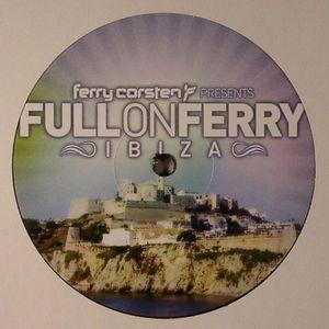 CORSTEN, Ferry/ANALOGUE SOUND DEPARTMENT/YURI KANE/MIKE SAINT JULES/BART CLAESSEN - Full On Ferry Ibiza Sampler