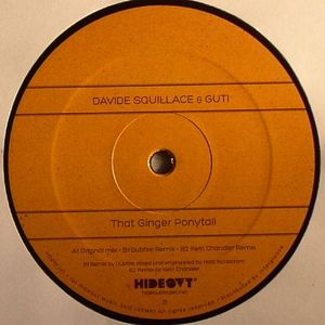 SQUILLACE, Davide/GUTI - That Ginger Ponytail