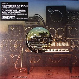 BROTHERS OF ZION/CUNNIE WILLIAMS/MOUSSE T - The Jam Files 05