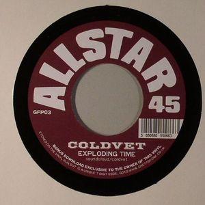 DANCEFLOOR OUTLAWS/COLDVET - Allstar 45