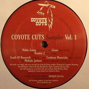 COYOTE CUTS - Sampler Vol 1