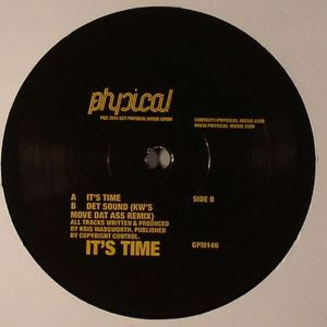 WADSWORTH, Kris - It's Time
