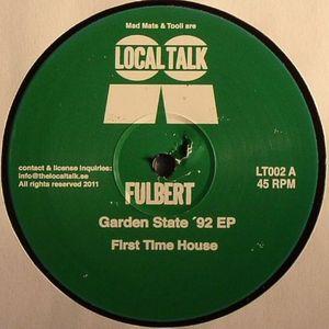 FULBERT - Garden State '92 EP