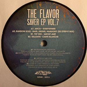 ARCO/RANDOM SOUL/TNT INC/SELLOUTS - The Flavor Saver EP Vol 7