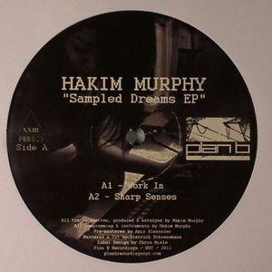 MURPHY, Hakim - Sampled Dreams EP