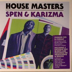 SPEN/KARIZMA/VARIOUS - House Masters: Spen & Karizma