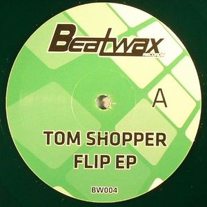 SHOPPER, Tom/MAX VOLKHOLZ/SIMPLE/ALMA GOLD - Flip EP