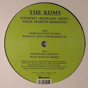 KDMS, The - Tonight