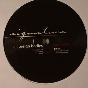 CALIBRE - Foreign Bodies