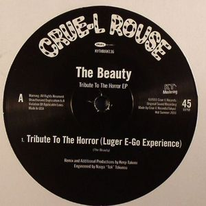 BEAUTY, The - Tribute To The Horror EP