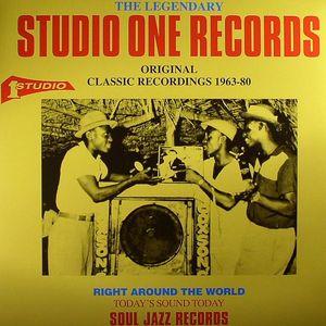 VARIOUS - The Legendary Studio One Records: Original Classic Recordings 1963-80