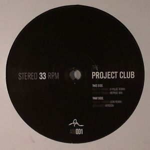 PROJECT CLUB, The - Field Of Dreams