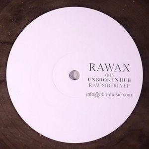 UNBROKEN DUB - Raw Siberia EP