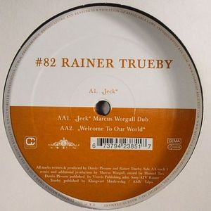 TRUEBY, Rainer - Compost Black Label #82