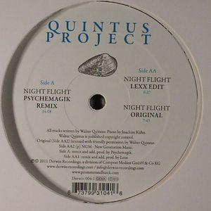 QUINTUS PROJECT - Night Flight