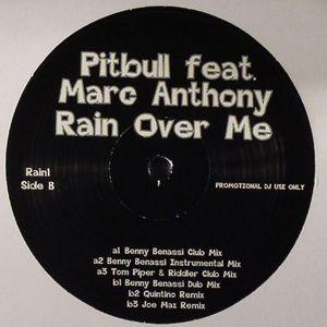 RAIN OVER ME - Rain Over Me