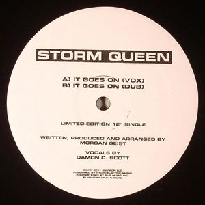 STORM QUEEN aka MORGAN GEIST - It Goes On
