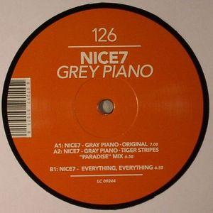 NICE 7 - Gray Piano