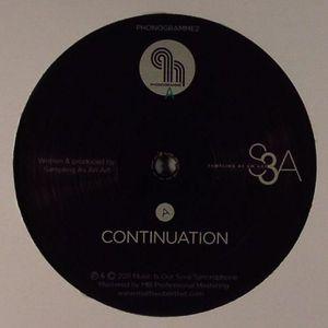 SAMPLING AS AN ART (S3A) - Continuation