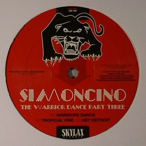 SIMONCINO - The Warrior Dance Part 3
