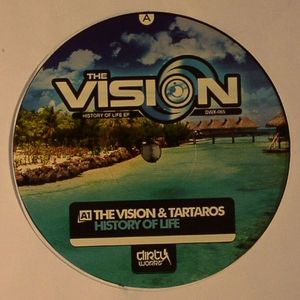 VISION, The - The History Of Life EP
