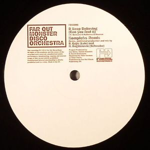 FAR OUT MONSTER DISCO ORCHESTRA - Keep Believing (Can You Feel It)