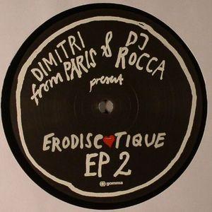 DIMITRI FROM PARIS/DJ ROCCA - Erodiscotique EP 2