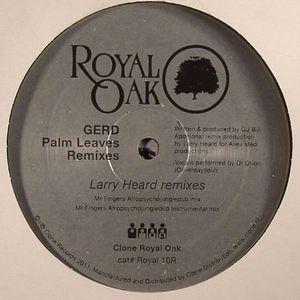 GERD - Palm Leaves (remixes)