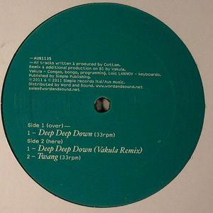 COTTAM - Deep Deep Down EP