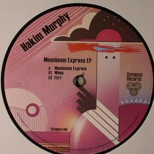 MURPHY, Hakim - Moonbeam Express EP