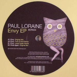 LORAINE, Paul - Envy EP