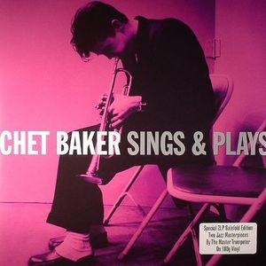 BAKER, Chet - Sings & Plays