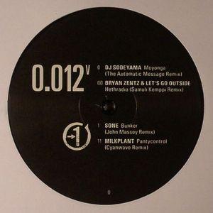 DJ SODEYAMA/BRYAN ZENTZ/LET'S GO OUTSIDE/SONE/MILKPLANT - Catharsis (remixes)
