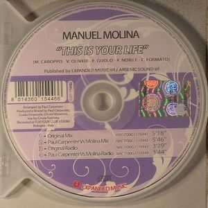 MOLINA, Manuel - This Is Your Life