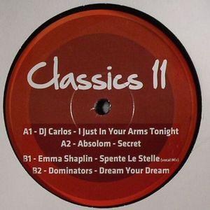 DJ CARLOS/ABSOLOM/EMMA SHAPLIN/DOMINATORS - Classics 11