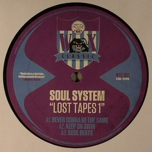 SOUL SYSTEM - Lost Tapes 1