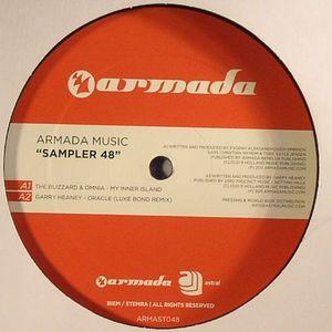 BLIZZARD, The/OMINA/GARRY HEANEY/JOHN DAHLBACK/HENRIK B/NIFRA - Armada Music Sampler 48