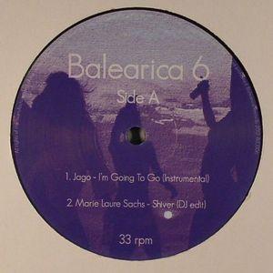 JAGO/MARIE LAURE SACHS/LUCIO BATTISTI/ROLLING STONES - Balearica 6