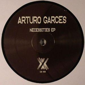 GARCES, Arturo - Necessities EP