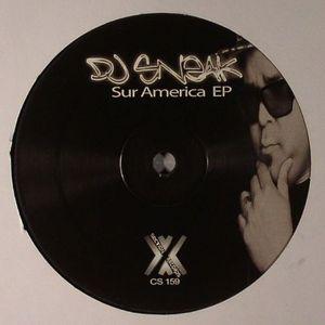 DJ SNEAK - Sur America EP