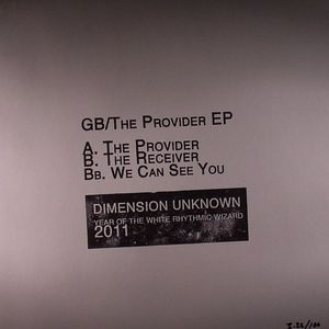 GB - The Provider EP