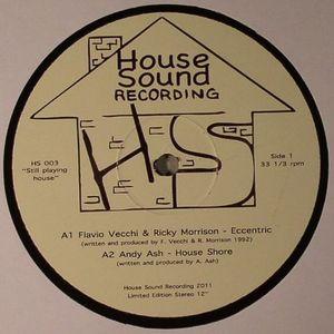 VECCHI, Flavio/RICKY MORRISON/ANDY ASH/DEYMARE/FABIO MONESI - House Sound 3