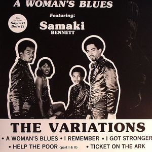 VARIATIONS, The feat SAMAKI BENNET - A Womans Blues