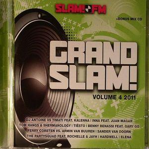 VARIOUS - Grand Slam Volume 4 2011