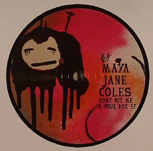 COLES, Maya Jane - Don't Put Me In Your Box EP