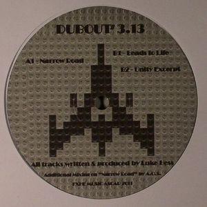 HESS, Luke feat OMAR S - Dubout EP #3.13