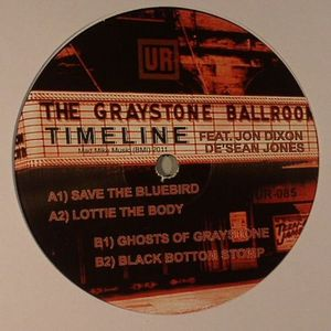 TIMELINE feat JON DIXON/DE'SEAN JONES - The Greystone Ballroom